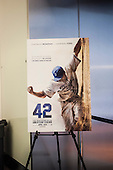 "Washington DC sceening of Warner Bros. film ""42"" at Smithsonian Museum of American History."