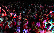 The Class of 2020 in Welcome Night festivities. (Photo by Edward Bell)
