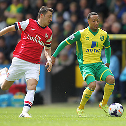 Norwich v Arsenal  | Premiership | 11 May 2014