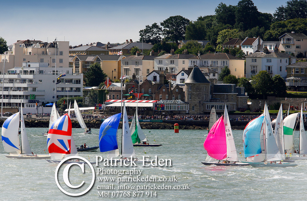 Etchell, Cowes Week, sail, sail sailing yacht yachting boat boating, sailing, sailing yachting racing yacht, sails, yacht, yachting, yachts, Isle of Wight, England, UK, 2008 Photographs of the Isle of Wight by photographer Patrick Eden photography photograph canvas canvases
