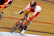 Men Points Race, Wojciech Pszczolarski (Poland), during the Track Cycling European Championships Glasgow 2018, at Sir Chris Hoy Velodrome, in Glasgow, Great Britain, Day 4, on August 5, 2018 - Photo Luca Bettini / BettiniPhoto / ProSportsImages / DPPI - Belgium out, Spain out, Italy out, Netherlands out -