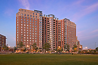 Arlington Virginia Architectural Photographer Jeffrey Sauers image of Metropolitan Apartments by Commercial Photographics
