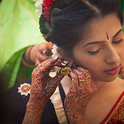 Brahmin Wedding Photography in Indian