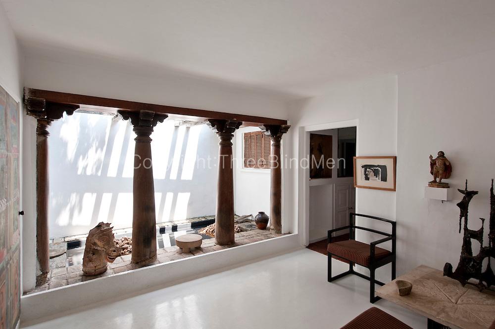 Sri Lanka Geoffrey Bawa S Colombo Home At 33rd Lane