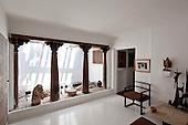 Sri Lanka. Geoffrey Bawa's Colombo home.