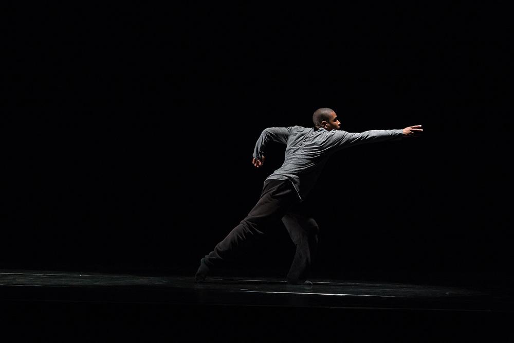 *Liminal Red* | Choreographer & Dancer: David Maurice | Director: Christopher Pilafian