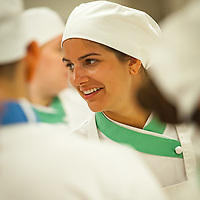 Johnson & Wales University, Miami, Florida, culinary school, baking class