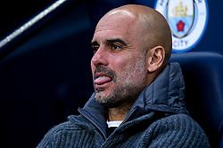 Manchester City manager Pep Guardiola - Mandatory by-line: Robbie Stephenson/JMP - 17/04/2019 - FOOTBALL - Etihad Stadium - Manchester, England - Manchester City v Tottenham Hotspur - UEFA Champions League Quarter Final 2nd Leg