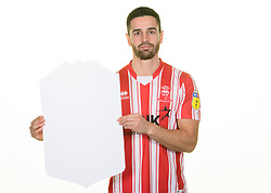 2018/19 Fifa Ultimate Team (FUT) - Lincoln City's Sam Habergham<br /> <br /> Picture: Chris Vaughan Photography for Lincoln City<br /> Date: September 13, 2018