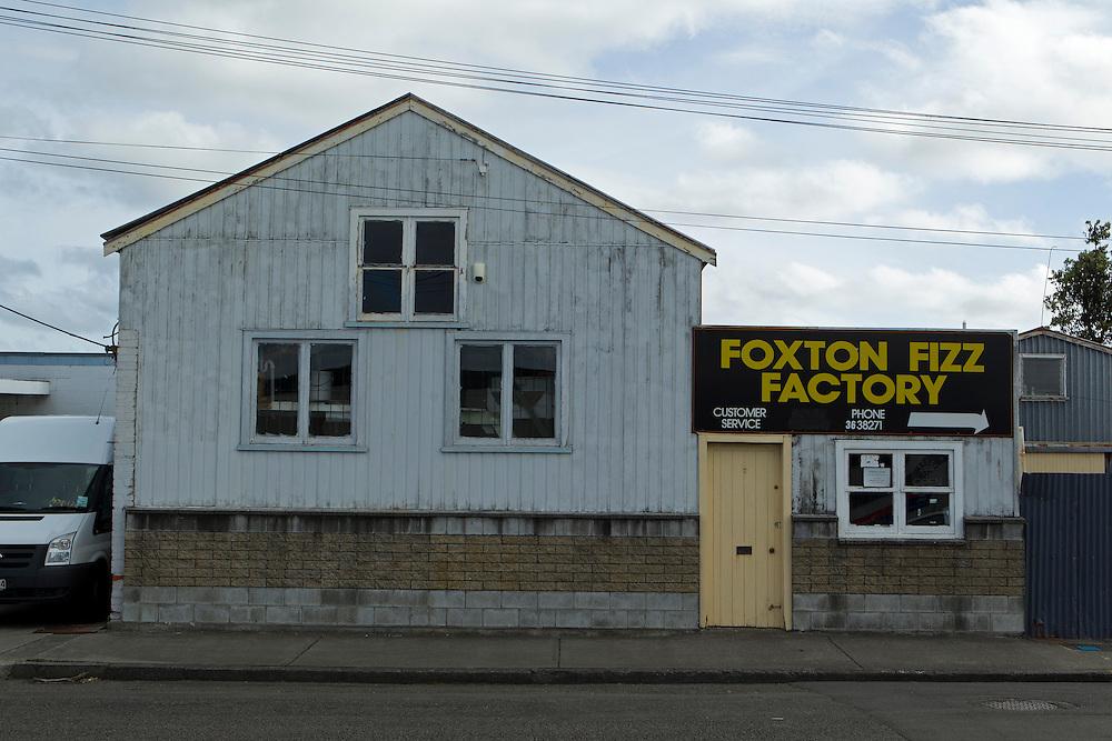 Foxton Fizz Factory, Foxton, New Zealand, Monday, December 23rd, 2013. Credit:SNPA / Ben Campbell