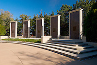 Eisenhower Memorial, Dwight D. Eisenhower Presidential Museum and Library, Abilene, Kansas