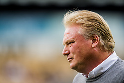 August 5, 2018 - Lillestr¯M, NORWAY - 180805 JÂ¿rgen Lennartson, head coach of LillestrÂ¿m, ahead of the Eliteserien match between LillestrÂ¿m and Molde on August 5, 2018 in LillestrÂ¿m. .Photo: Fredrik Varfjell / BILDBYRN / kod FV / 150128 (Credit Image: © Fredrik Varfjell/Bildbyran via ZUMA Press)