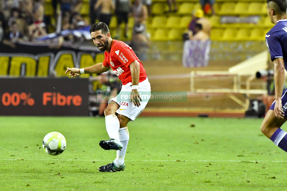 August 4, 2017 - Monaco, France - Joao Moutinho  (Credit Image: © Panoramic via ZUMA Press)