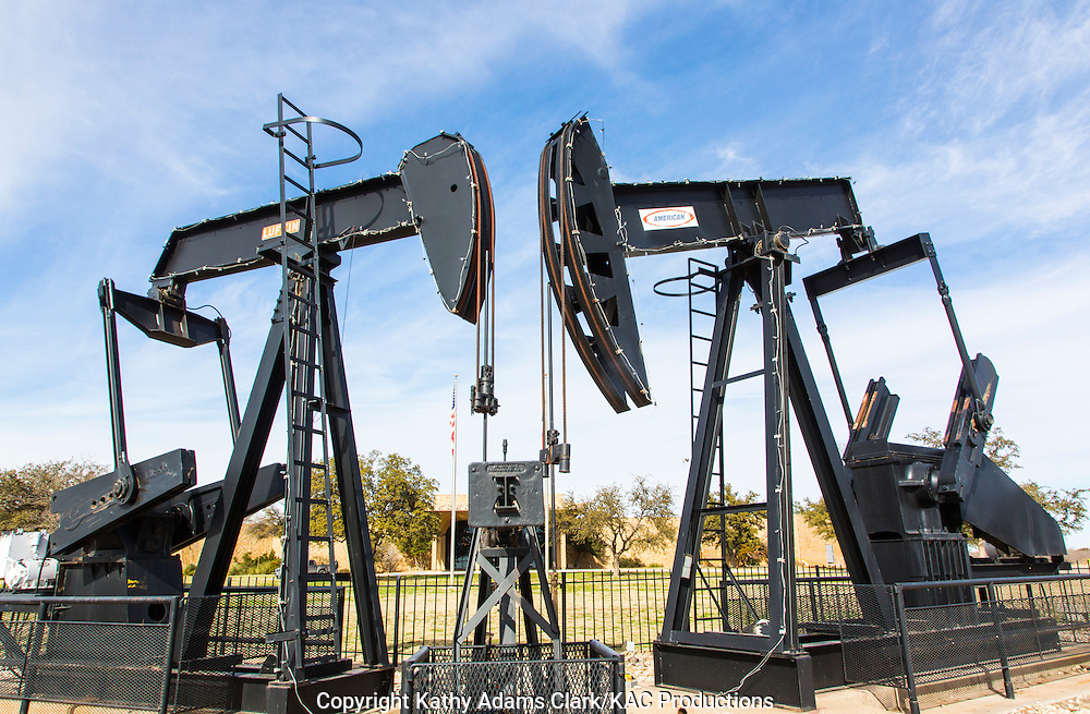 The Permian Basin Petroleum Museum in Lubbock is a great place to learn about the history of the oil industry.  Displays on the grounds of the museum allows an up-close view of many common machines used in the oil patch.