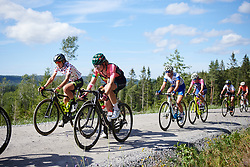 Demi Vollering (NED) during Ladies Tour of Norway 2019 - Stage 4, a 154 km road race from Svinesund to Halden, Norway on August 25, 2019. Photo by Sean Robinson/velofocus.com