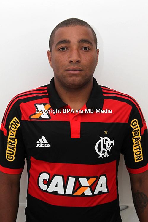 Brazilian Football League Serie A / <br /> ( Clube de Regatas do Flamengo ) - <br /> Anderson da Silveira Ribeiro