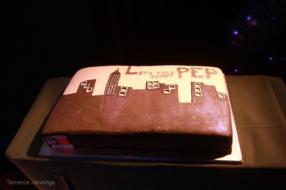 Atmosphere at the Celebration for the Finale episode of the VH1 hit reality show ' Let's talk about Pep held at the Comix Club on March 1, 2010 in New York City.