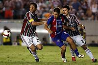 20091118: RIO DE JANEIRO, BRAZIL - South-American Cup 2009, Semi-Finals: Fluminense vs Cerro Porteno. In picture: Fred (Fluminense, L). PHOTO: CITYFILES