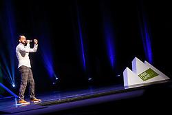 Zlatko at Slovenian Sports personality of the year 2016 annual awards presented on the base of Slovenian sports reporters, on December 13, 2016 in Cankarjev dom, Ljubljana, Slovenia. Photo by Grega Valancic / Sportida