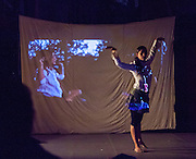 UnRoute performed at Michalopoulos Studio during the Fringe Festival 2011
