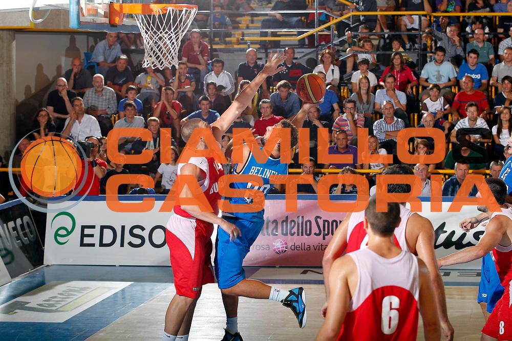 DESCRIZIONE : Bormio Torneo Internazionale Diego Gianatti Italia Bulgaria<br /> GIOCATORE : Marco Belinelli<br /> SQUADRA : Nazionale Italia Uomini<br /> EVENTO : Torneo Internazionale Guido Gianatti<br /> GARA : Italia Bulgaria<br /> DATA : 30/07/2011 <br /> CATEGORIA : Tiro<br /> SPORT : Pallacanestro <br /> AUTORE : Agenzia Ciamillo-Castoria/G.Cottini<br /> Galleria : Fip Nazionali 2011<br /> Fotonotizia : Bormio Torneo Internazionale Diego Gianatti Italia Bulgaria<br /> Predefinita :