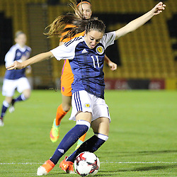 Scotland v The Netherlands | Womens International Friendly | 20 October 2016