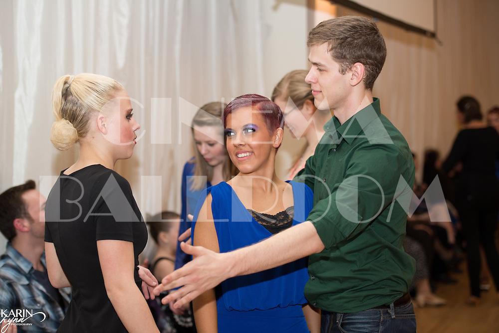 Dinner/Dance<br /> Tiffany Sullivan and Samantha Dahn
