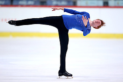 04.12.2015, Dom Sportova, Zagreb, CRO, ISU, Golden Spin of Zagreb, freies Programm, Herren, im Bild Sean Rabbitt, USA. // during the 48th Golden Spin of Zagreb 2015 men Free Program of ISU at the Dom Sportova in Zagreb, Croatia on 2015/12/04. EXPA Pictures © 2015, PhotoCredit: EXPA/ Pixsell/ Igor Kralj<br /> <br /> *****ATTENTION - for AUT, SLO, SUI, SWE, ITA, FRA only*****