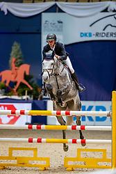 FLÜCKEN Gerrit (GER), California's Sister<br /> München - Munich Indoors 2018<br /> SPOOKS-Amateur Trophy<br /> 23. November 2018<br /> © www.sportfotos-lafrentz.de/Stefan Lafrentz