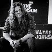 Wayne Johnson: Portraits
