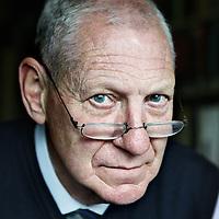 Nederland, Rotterdam , 3 september 2010..(Rinus) van Schendelen (1944) is een Nederlandse politicoloog. Sinds 1980 is hij hoogleraar politicologie aan de Erasmus Universiteit Rotterdam..Professor of political science Rinus van Schendelenat Erasmus University Rotterdam