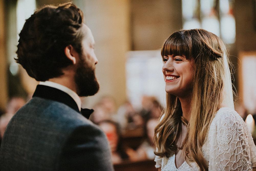 Gemma & David's Wedding, Ceremony & Reception at Bagden Hall Huddersfield. 1st October 2016