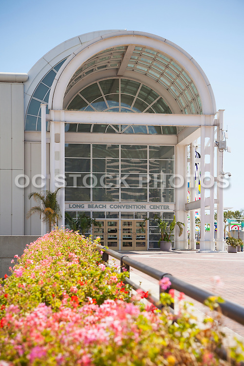 The Long Beach Convention Center