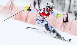 04.02.2011, Arber Zwiesel, GER, FIS World Cup Ski Alpin, Lady, Slalom, im Bild Marina Nigg (LIE, #24) // Marina Nigg (LIE) // during FIS Ski Worldcup ladies Slalom at Arber Zwiesel, Germany on 04/02/2011. EXPA Pictures © 2011, PhotoCredit: EXPA/ R. Hackl