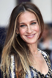 59905856<br /> Sarah Jessica Parker at the Premiere of the Musical Charlie and The Chocolate Factory in Theatre Royal London, United Kingdom, 25 June 2013.Photo by imago / i-Images<br /> UK ONLY