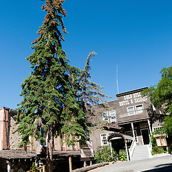 Gold Hill Hotel and Crown Point Restaurant. ..Photo by David Calvert for Reno Magazine