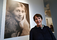 JUL 09 2014 Virginia Woolf exhibition