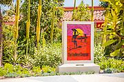 The Endless Summer Mosaic Wall Art at Waterman's Plaza