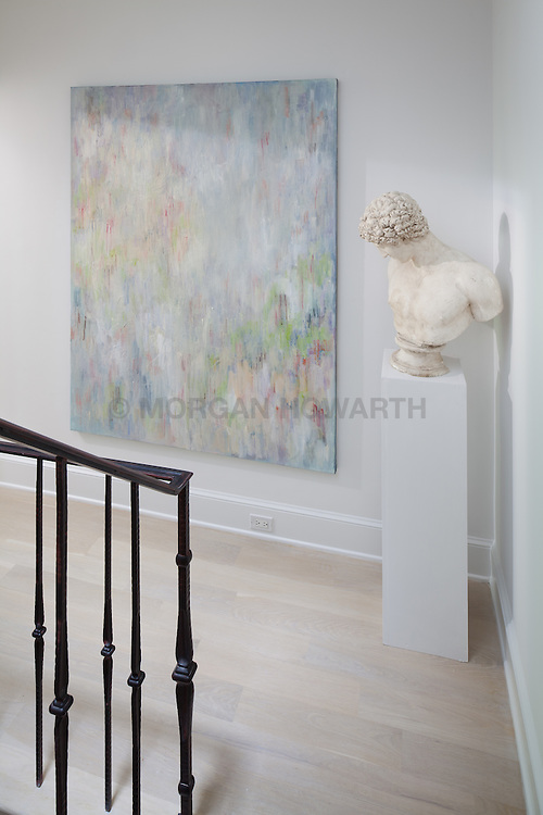 Robert_Rae_Painting Robert_Rae_Painting Hallway foyer entrance archway