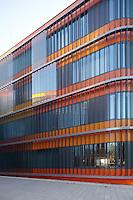ZMB - Zenrum für molekulare Biowissenschaften, Graz.Architektur: Arge ZMB Graz