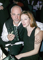 Mr & Mrs Peter Gabriel