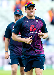 Jason Roy of England warms up - Mandatory by-line: Robbie Stephenson/JMP - 30/06/2019 - CRICKET - Edgbaston - Birmingham, England - England v India - ICC Cricket World Cup 2019 - Group Stage