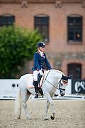 Zoe Kuintjes - Elin's Noncisdador<br /> FEI European Championships Ponies 2016<br /> © DigiShots
