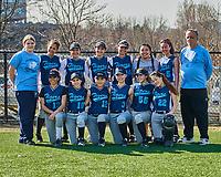 Palisades Park HS Girls Varsity Softball 04102017