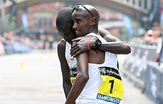 Simplyhealth Great Manchester Half Marathon and 10k Run - 20  May 2018