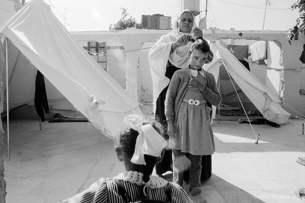 Jabalya Refugee Camp, Gaza 1988