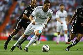 League BBVA round 3:  Real Madrid vs Granada (3-0)  at the Santiago Bernabeu stadium