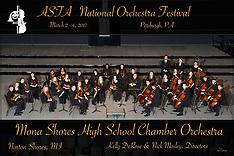 Mona Shores High School Chamber Orchestra