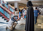 Star Wars Day at University of New Mexico