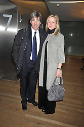 MR TIM & LADY HELEN TAYLOR at the Montblanc de la Culture Arts Patronage Award 2009 held at the Tate Modern, Bankside, London SE1 on 16th April 2009.